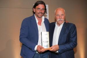 Piccinin, Vice Presidente Prata di Pordenone premiato per la Promozione in A2