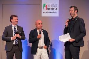 Daniele Rapisarda vince il premio come Miglior Arbitro di SuperLega