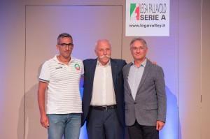 Altre Società di A2, Piacenza e Macerata con Francani e Gabrielli per un saluto