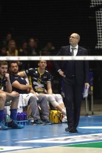 Roberto Piazza (allenatore Azimut Modena)