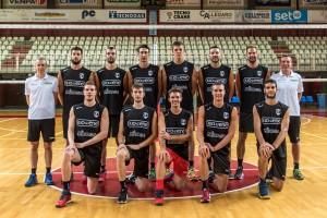 08/09/2017 Raduno e allenamento Kioene Padova