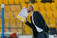 Spanakis, allenatore Roma