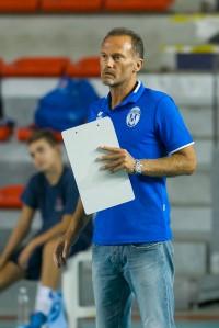 Tofoli, allenatore Roma
