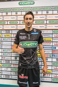 Alberto Polo, MVP del match (Kioene Padova)