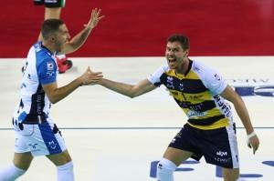 07/10/2017 Del Monte Supercoppa - 1a Semifinale Civitanova - Modena