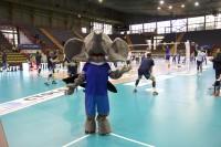 A Catania arriva la mascotte.