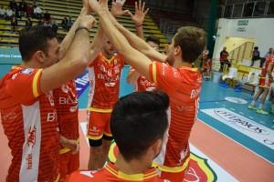 11/10/2017 Tonno Callipo Calabria Valentia-Bunge Ravenna (ottavi di finale Del Monte® Coppa Italia)