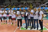 I Sirmaniaci premiati come migliore tifoseria d'Italia