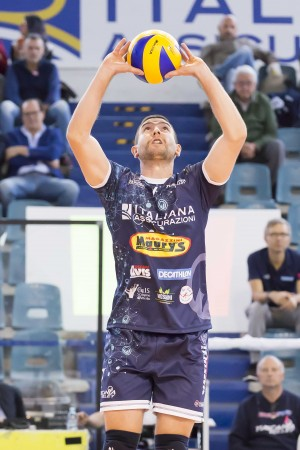 22/10/2017 Tuscania Volley - Geosat Geovertical Lagonegro