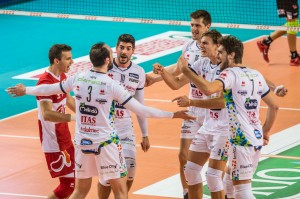22/10/2017 Kioene Padova - Diatec Trentino 1-3