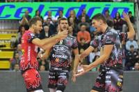 Esultanza Perugia