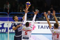 Attacco top volley Starovic