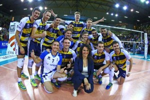29/10/2017 Modena Volley - Wixo LPR Ppiacenza