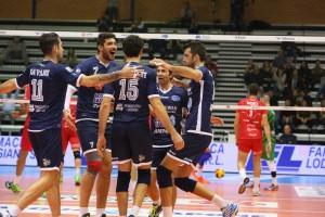 02/11/2017 Top Volley Latina - Wixo Lpr Piacenza