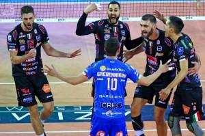 05/11/2017 Azimut Modena Volley - Cucine Lube Civitanova