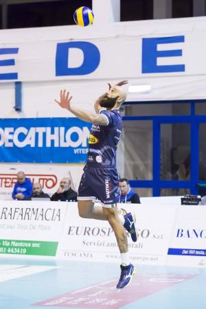 11/11/2017 Tuscania Volley - VBC Mondoví