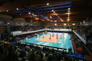 12/11/2017 Top Volley Latina - Azimut Modena