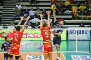 26/11/2017 Top Volley Latina - Bunge Ravenna