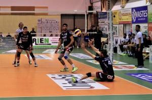 29/11/2017 Coppa Italia A2: Videx Grottazzolina - Caloni Agnelli Bergamo