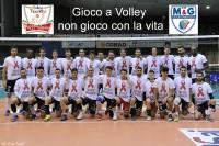 Conad R.E. e Videx Grottazzolina : Gioco a volley, non gioco con la vita