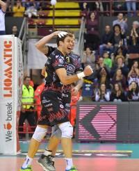 Atanasijevic (MVP) esulta