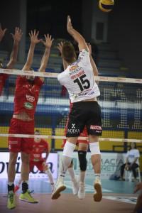 Attacco di Petkovic su muro a due di Piacenza