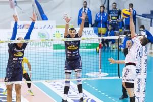 10/12/2017 Tuscania Volley - Caloni Agnelli Bergamo