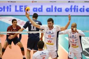 26/12/2017 Top Volley Latina-Revivre Milano