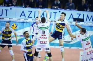26/12/2017 Modena Volley - Kioene Padova