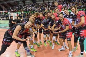 04/01/2018 «Sir Safety Conad Perugia - Calzedonia Verona» 2ª ritorno