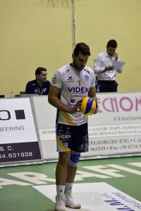 Michele Morelli al servizio