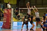 Jacopo Massari in attacco