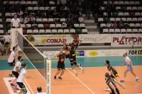 Federico Bargi in attacco