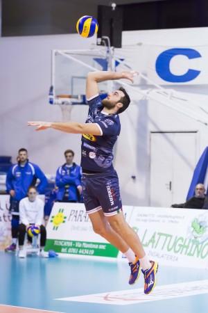 20/01/2018 Tuscania Volley - Club Italia Roma