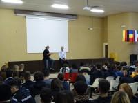 Andrea Lucchetta e Marco Caronna. Si parla di inclusione, antirazzismo e sport venerdì 26 gennaio all'istituto Lenoci