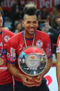 Padura Diaz, premiato MVP