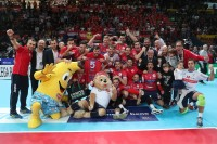 Roma vince la Del Monte Coppa Italia