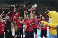 Gioia Roma per il trofeo vinto