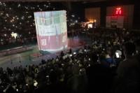 La Final Four celebrata con uno show inedito prima delle premiazioni