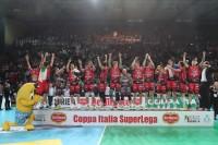Perugia sul podio