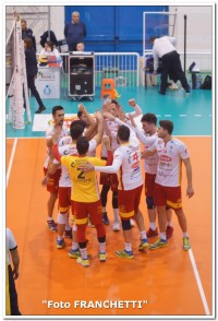 Pag Volley in campo