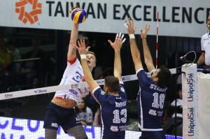 18/02/2018 Top Volley Latina - Gi Group Monza