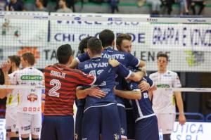 25/02/2018 Top Volley Latina - Kioene Padova
