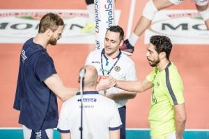 10/03/2018 Monini Marconi VS Kemas Lamipel Santa Croce  - Pool A (Foto di Cristian Sordini)