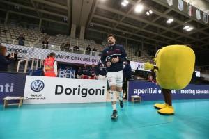 24/03/2018 Diatec Trentino-Calzedonia Verona (Play Off quarti di finale - gara 3)