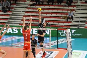 01/04/2018 Kioene Padova - Bunge Ravenna (Play Off Challenge - Gara 1 Quarti)