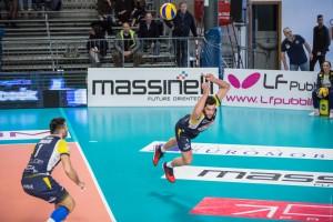 01/04/2018 Monini Marconi VS Aurispa Alessano - ottavi di finale (Foto di Cristian Sordini)