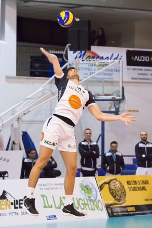 04/04/2018 Tuscania Volley - Emma Villas Siena