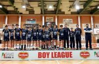 Diatec Trentino, 2o posto Del Monte Boy League