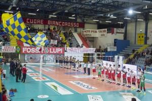 11/04/2018 Kemas Lamipel Santa Croce-Monini Spoleto (Foto V.Gentile) GARA3 PLAY OFF